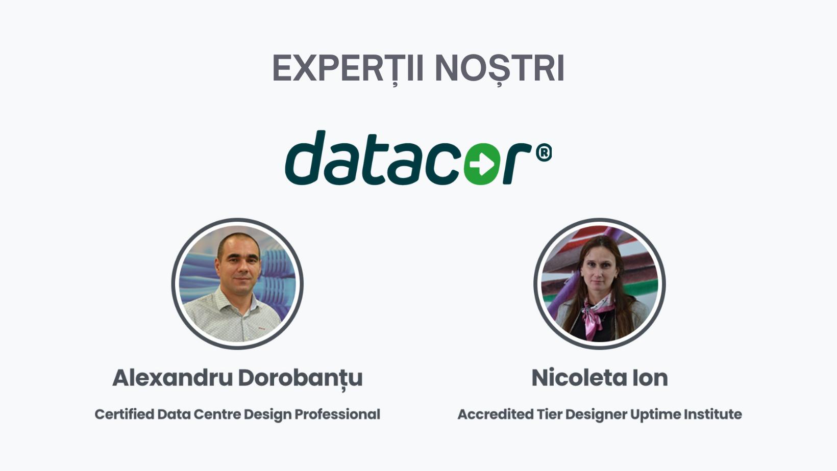 Datacor - Expertii nostri