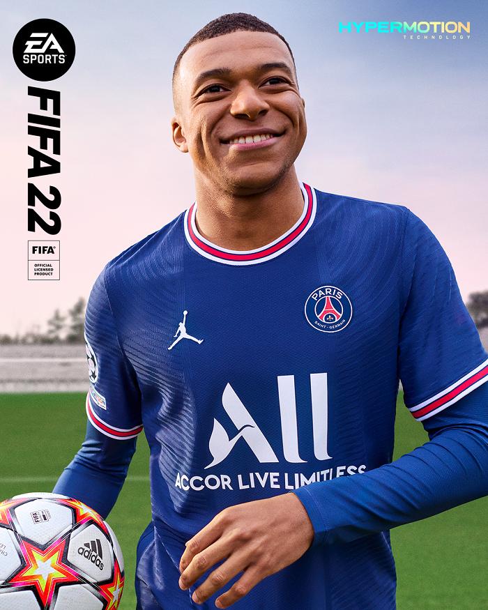 Electronic Arts introduce FIFA 22
