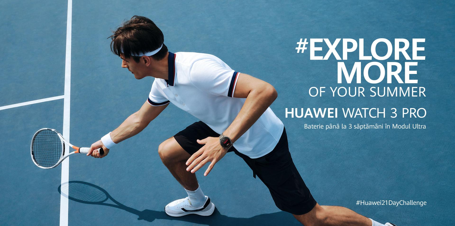 Explore More Of Your Summer – campania Huawei dedicată consumatorilor s-a încheiat cu premii atractive