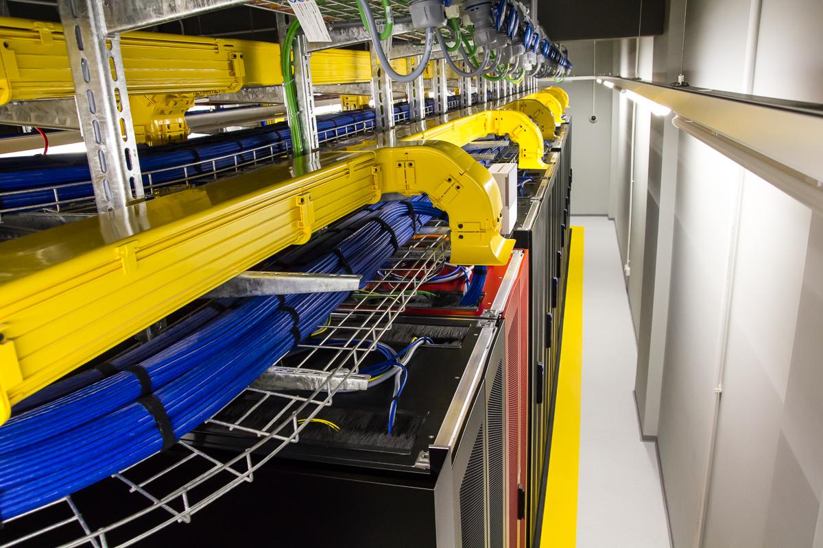 Datacor oferă tehnologii de înaltă performanță pentru datacenter