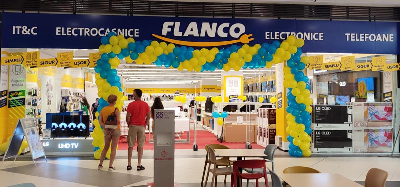 Flanco deschide un nou magazin în Deva