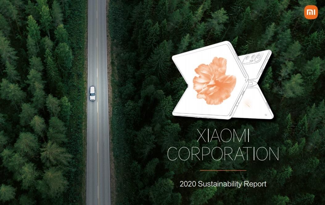 Xiaomi a publicat Raportul de Sustenabilitate pe 2020