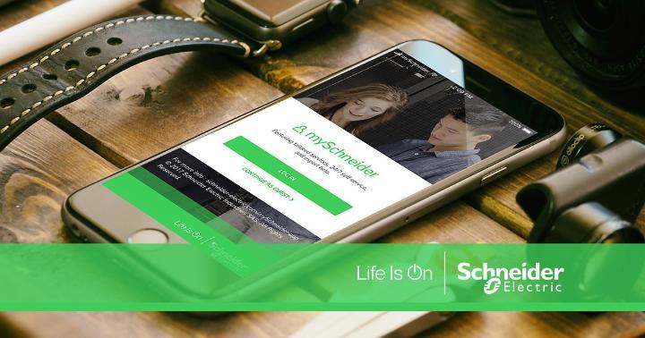 mySchneider: o experiență digitală personalizată all-in-one pentru clienții și partenerii săi