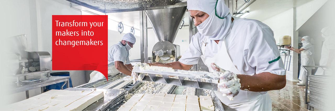 Trei tendințe care modelează viitorul producției industriale