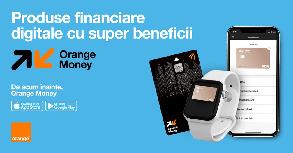 Produsele financiare Orange Money accesibile clienților din orice rețea