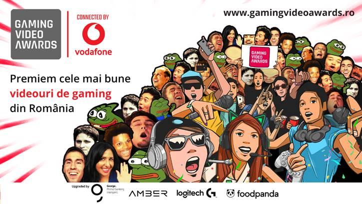 A început a doua ediție a Gaming Video Awards