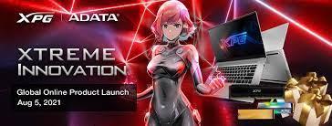 "ADATA anunta evenimentul online ""Xtreme Innovation"""