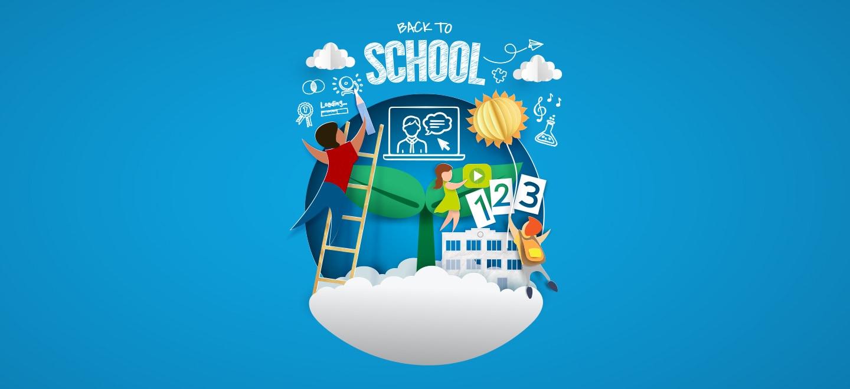Produsele de tehnologie înlocuiesc treptat rechizitele școlare clasice