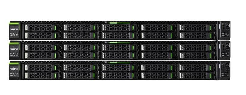 Fujitsu Primeflex pentru Nutanix Enterprise Cloud: Nutanix într-o secundă
