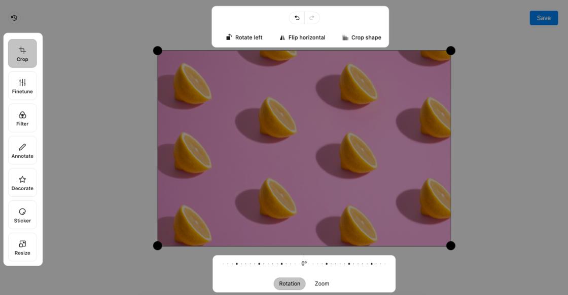 Platforma de colaborare Planable lansează funcționalități ce permit editarea imaginilor pentru social media