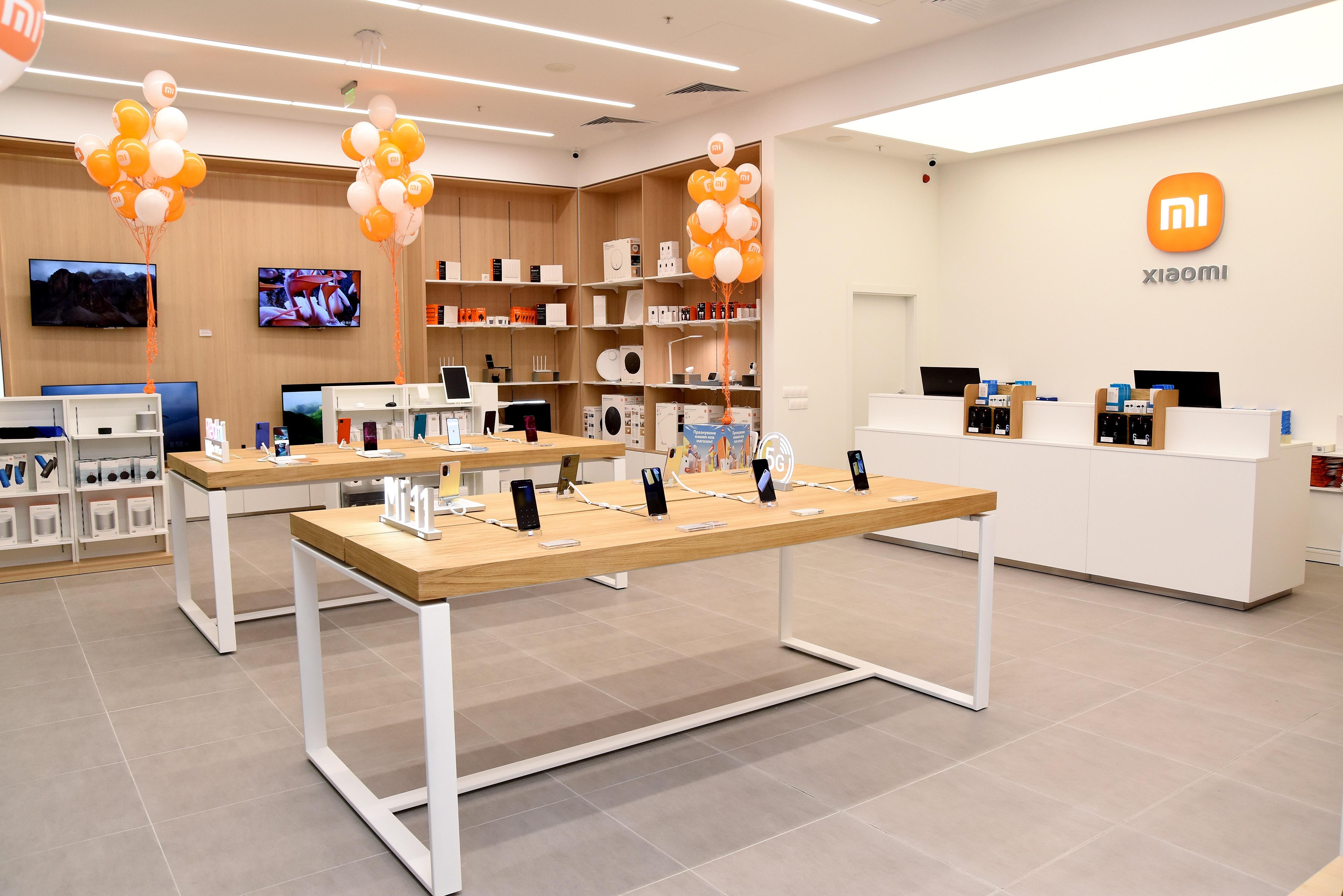 Un nou Xiaomi Store se deschide în România