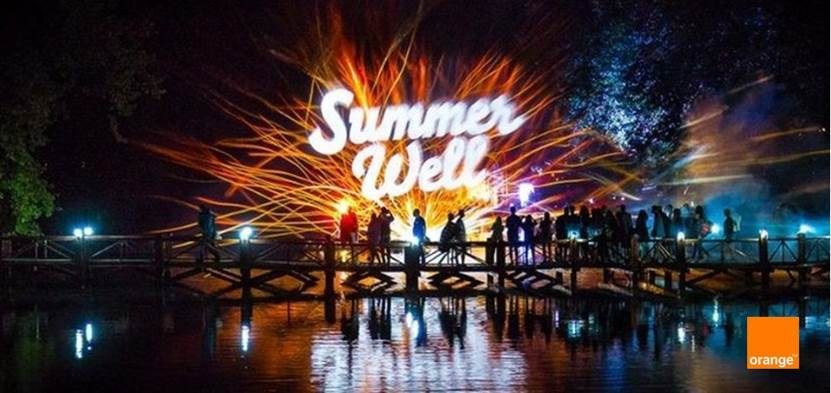 Orange te așteaptă la Summer Well, să vezi super concerte și primul portal din București către mare