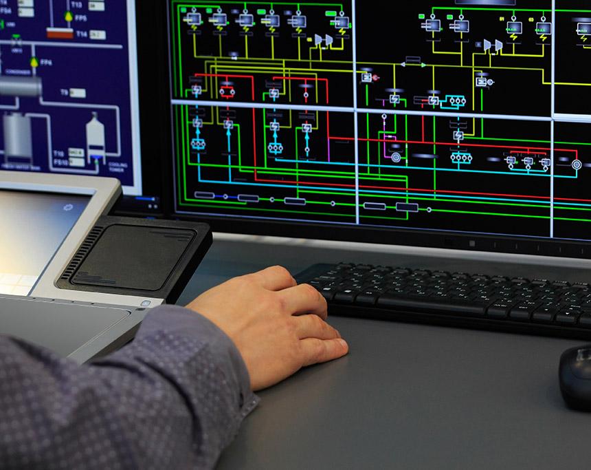 Managementul serverelor SCADA de la distanță pentru un plus de securitate și eficiență maximă