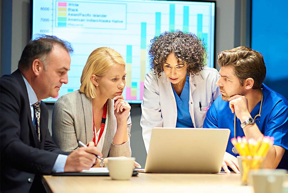 Spațiile pentru întâlniri stimulează digitalizarea  în domeniul sănătății