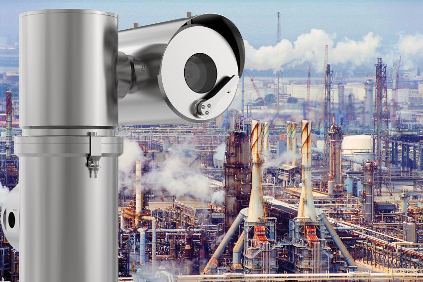 Certificate global, Axis anunță noile camere cu protecție împotriva exploziilor