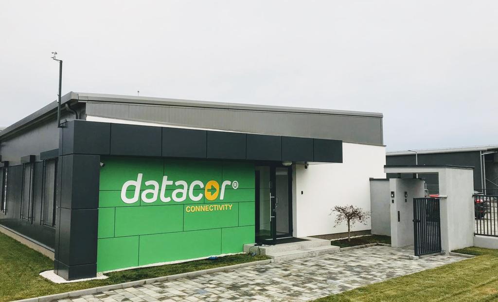 Datacor a implementat cel mai mare proiect de cablare structurată din România