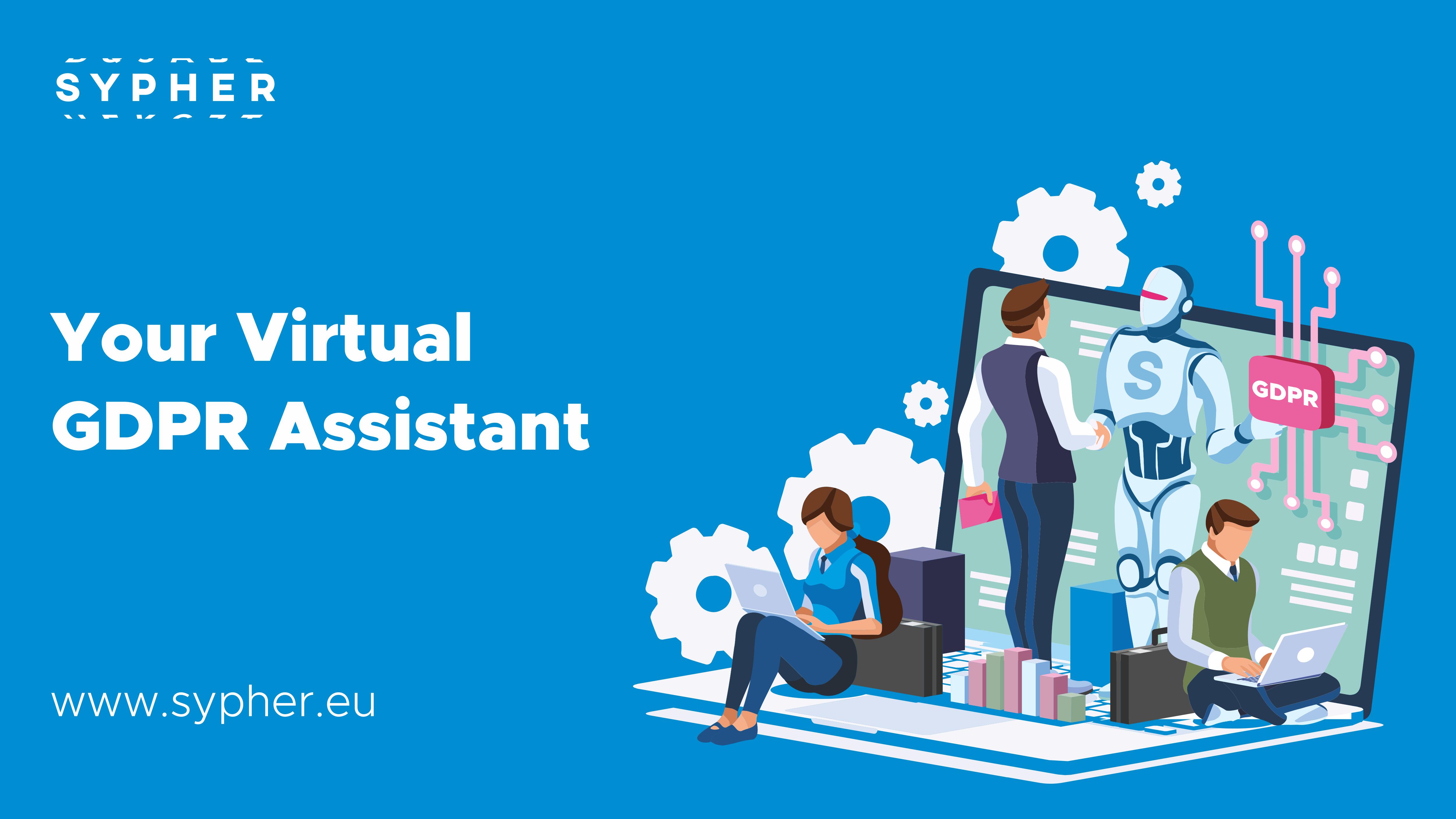 Sypher, startup-ul românesc care a dezvoltat asistentul virtual GDPR, demarează o campanie pe SeedBlink
