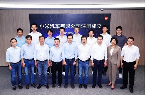 Xiaomi începe o noua etapă în domeniul vehiculelor electrice