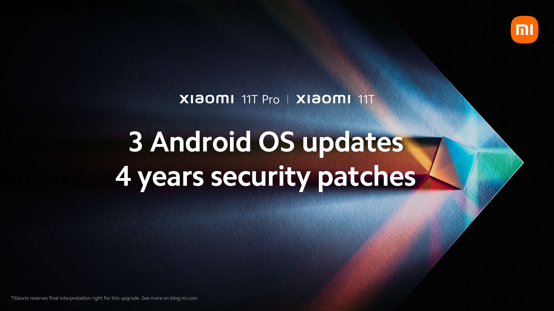 Xiaomi_Android updates