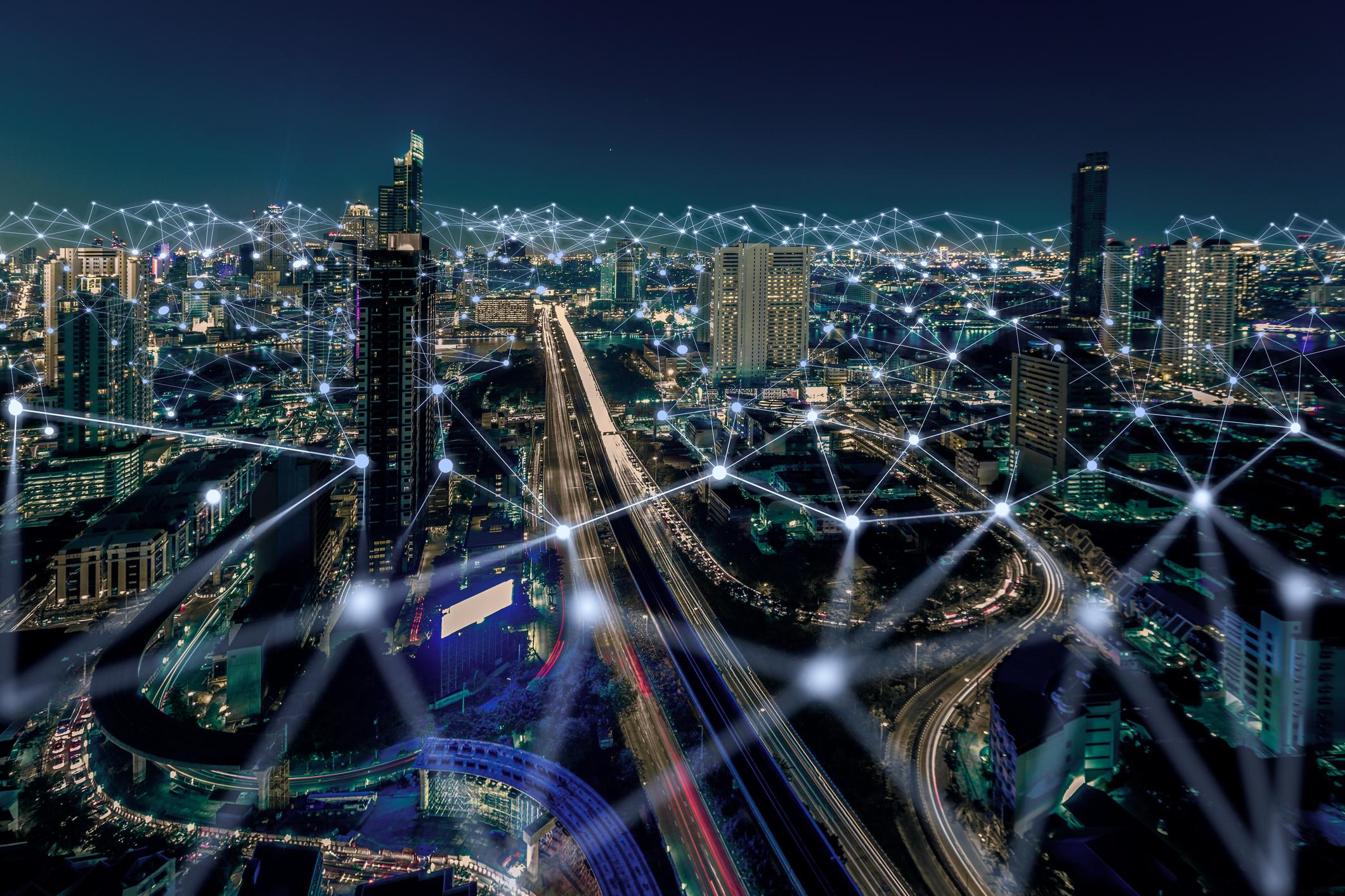 Orașele digitale ale viitorului