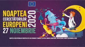 Știința iese în stradă pe 24 Septembrie la Noaptea Cercetătorilor Europeni 2021
