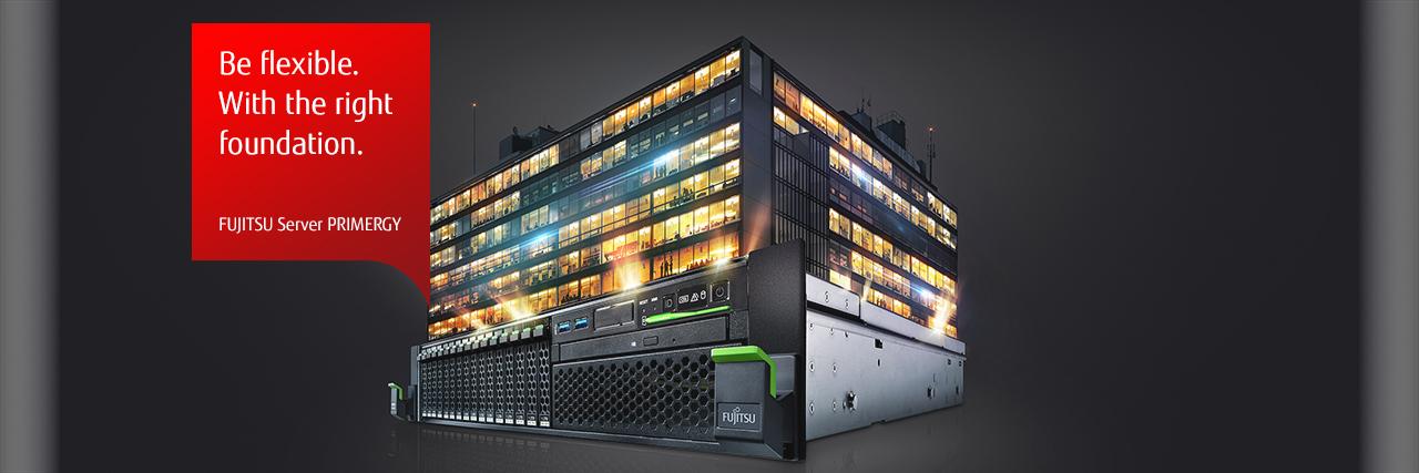 Serverele Fujitsu PRIMERGY actualizate ajută la transformarea digitală a  IMM-urilor
