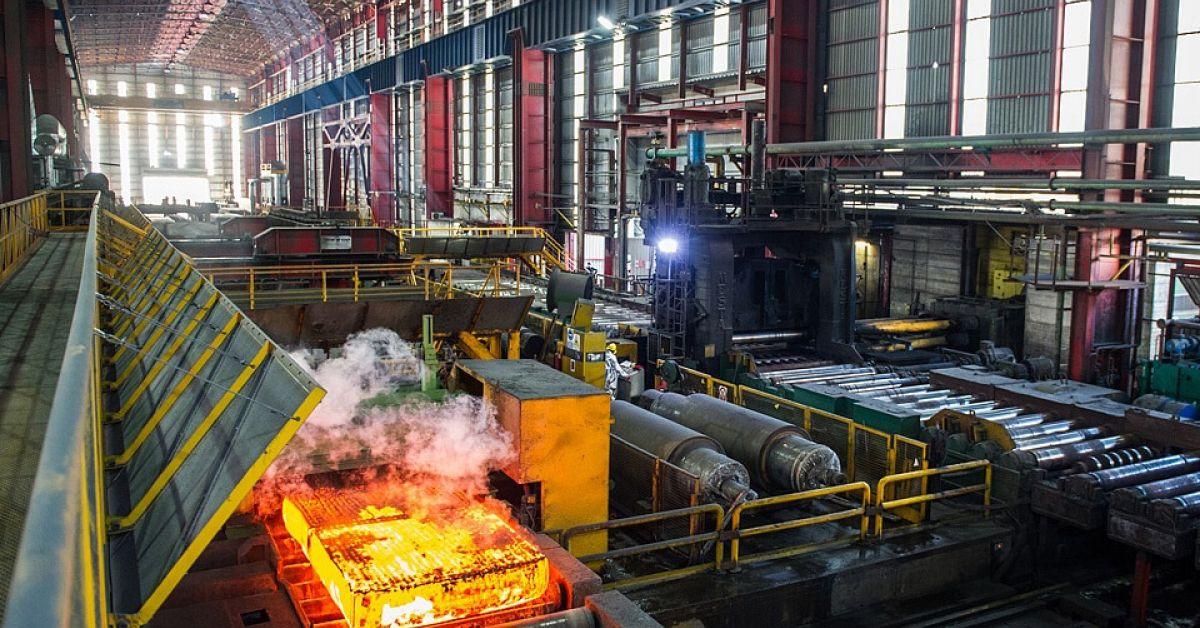 Sistem de automatizare proiectat pentru un producător rus de oțel
