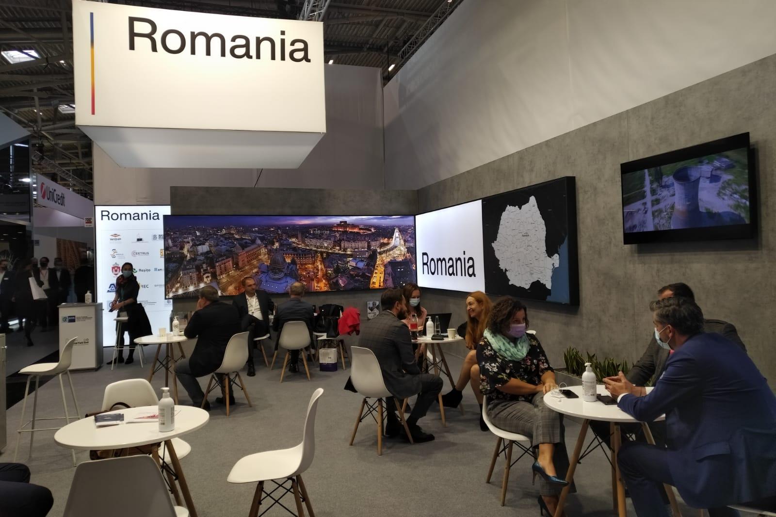România la târgul de investiții imobiliare, EXPO REAL