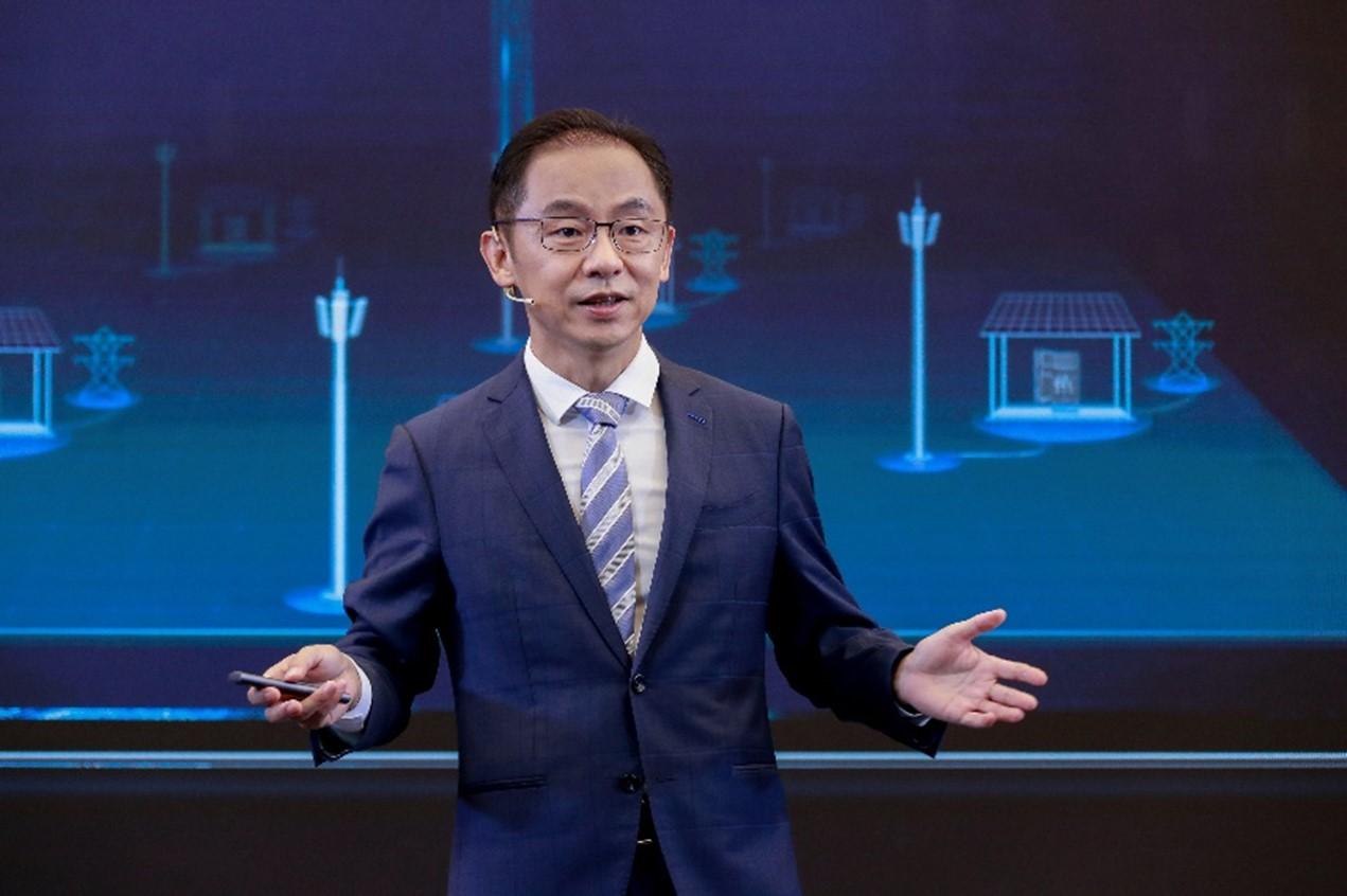 Ryan Ding, Huawei: rețele ecologice 5G pentru un viitor cu emisii reduse de carbon