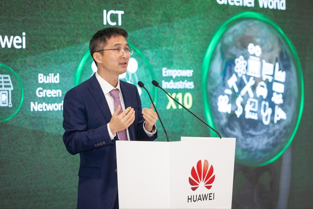 """Huawei găzduiește Summitul """"TIC verde pentru dezvoltare verde""""  în parteneriat cu Informa Tech"""