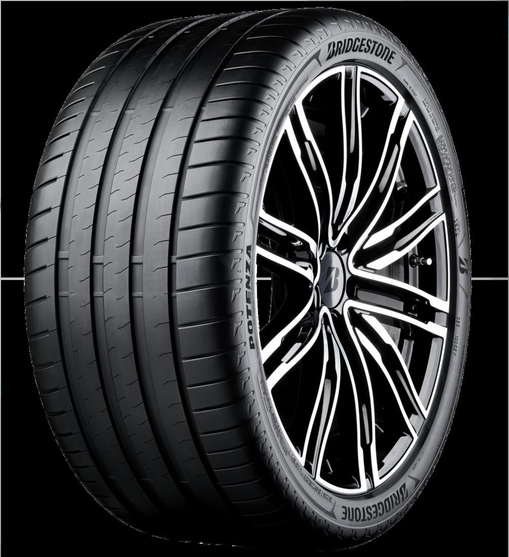 Bridgestone, partener pentru echiparea modelului Ferrari Roma