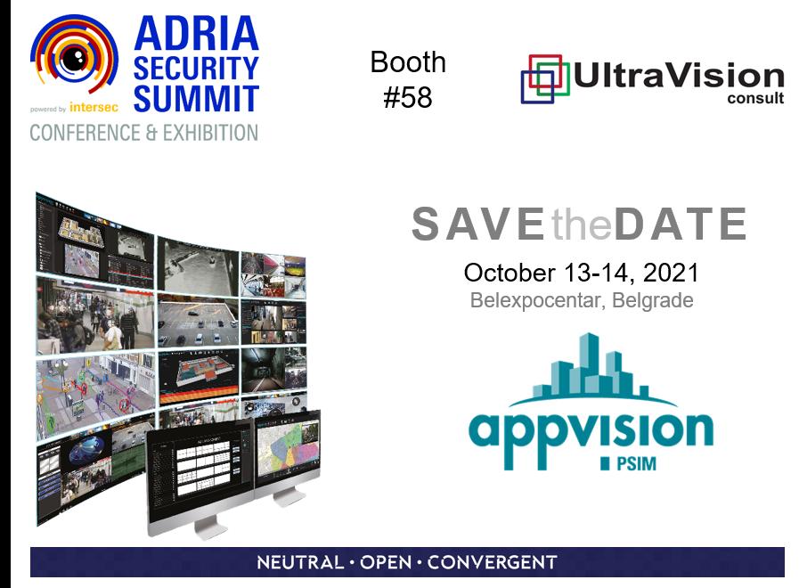 UltraVision Consult participă la ADRIA Security Summit 2021