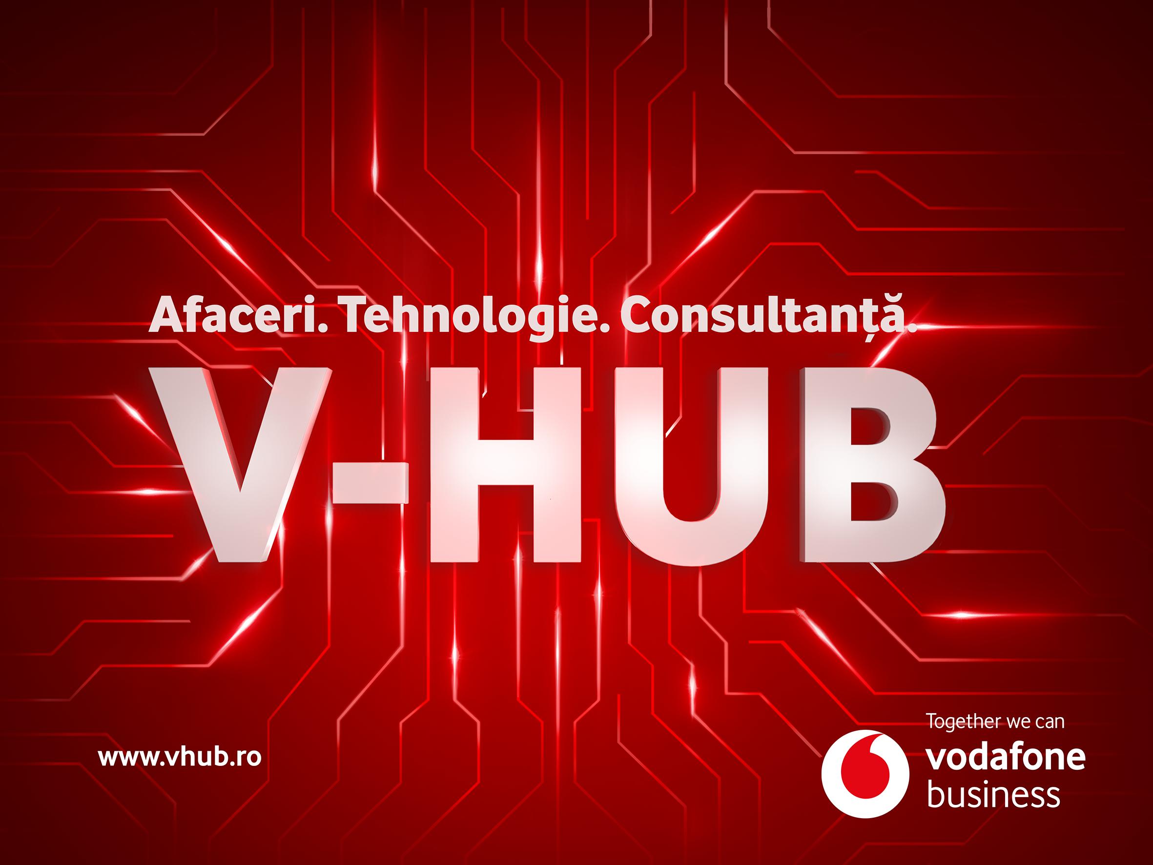 Vodafone V-Hub