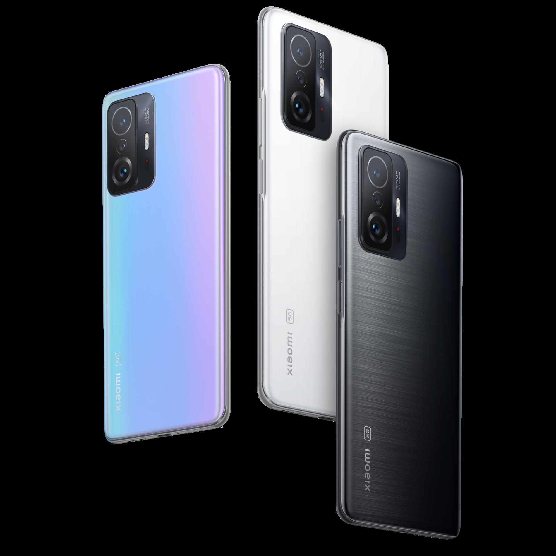 Xiaomi lansează în România modelele de top axate pe creare de conținut, Xiaomi 11T Pro și Xiaomi 11T, alături de Xiaomi 11 Lite 5G NE