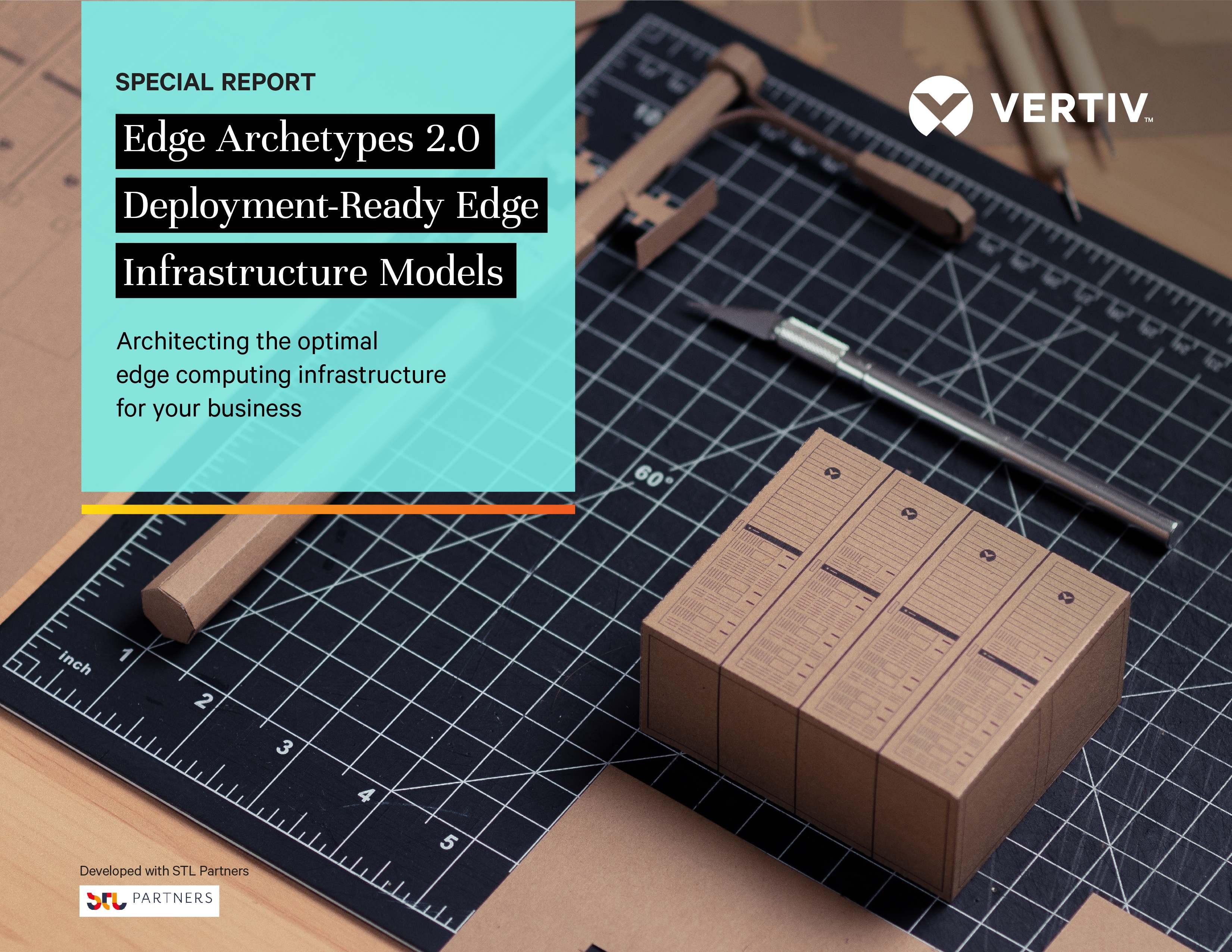 O cercetare a companiei Vertiv definește modelele standard pentru implementarea infrastructurii Edge