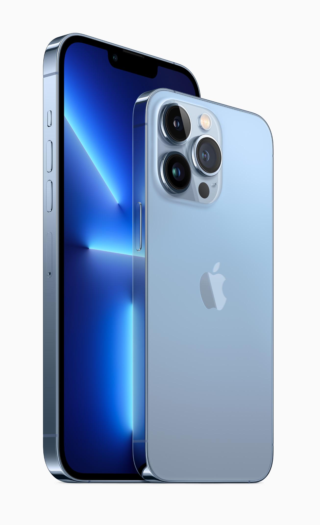 iPhone 13 Pro Max, iPhone 13 Pro, iPhone 13 și iPhone mini sunt disponibile pentru precomandă la Vodafone România